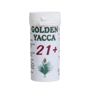 Golden Yacca 21+