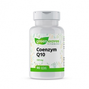 Coenzym Q10 100 mg von greenleaves vitamins