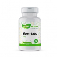 Eisen-Extra 25 mg von greenleaves vitamins