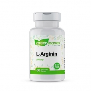 L-Arginin von greenleaves vitamins