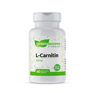 L-Carnitin von greenleaves Vitamins