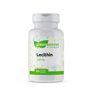 Lecithin von greenleaves vitamins