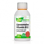Liposomales Vitamin B12 von greenleaves vitamins