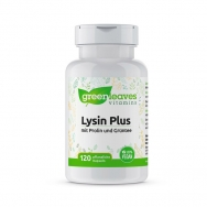 Lysin Plus von greenleaves vitamins