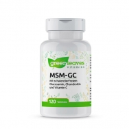 MSM-GC 3 in 1 von greenleaves vitamins