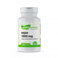 MSM® Tabletten 1000 mg (Opti-MSM) von greenleaves vitamins