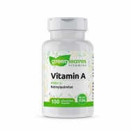 Vitamin A von Greenleaves Vitamins