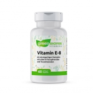 Vitamin E-8 von greenleaves Vitamins