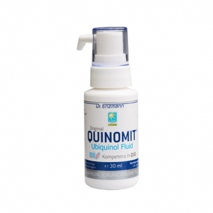 Quinomit® Ubiquinol Fluid von Life Light - 30 ml