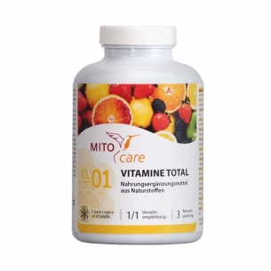Vitamine Total von MITOCare