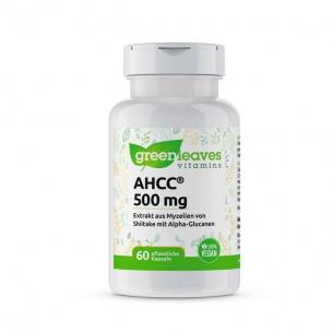 Mycelimun AHCC von greenleaves vitamins