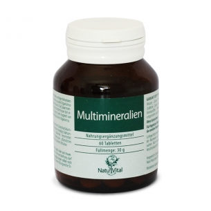Natur Vital Multimineralien