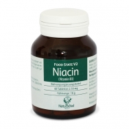 Natur Vital Niacin Vitamin B3