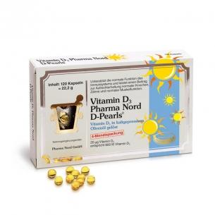 Vitamin D3 von Pharma Nord
