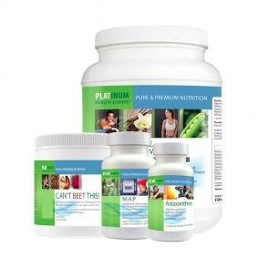 Athlete Pack - L.O.V.E. MVP Vanilla von Platinum Health