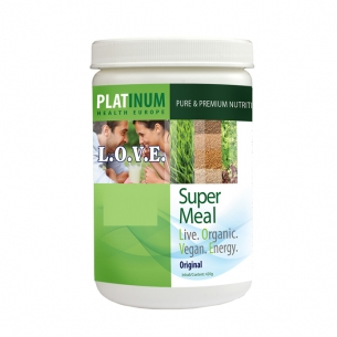 Love Supermeal von Platinum Health Europe