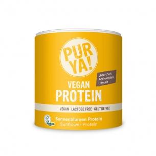 PURYA! Protein Sonnenblumenkerne gekeimt