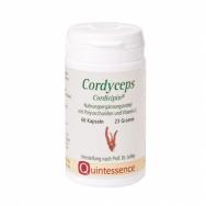 Cordyceps Cordicipin von Quintessence Naturprodukte - 60 KPS