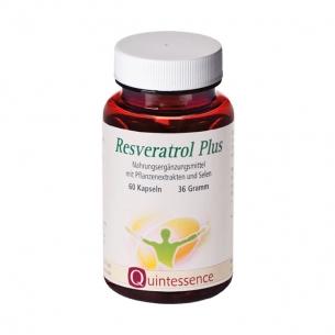 Resveratrol Plus von Quintessence Naturprodukte
