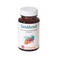 Sanddornöl Kapseln von Quintessence Naturprodukte