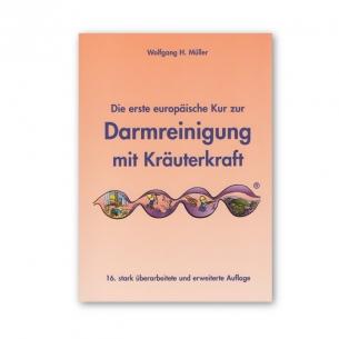 Buch - Reinigung mit Kräuterkraft - Europa Kur