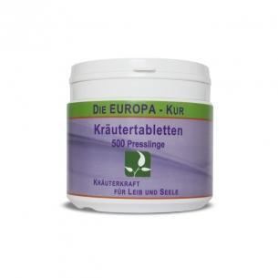 Europa Kur Kräutertabletten 500 Stck.