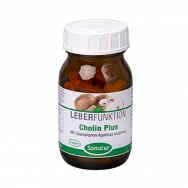Leberfunktion Cholin Plus von Sanatur