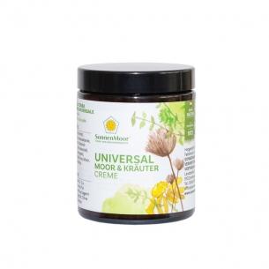Universal Moor & Kräuter Creme von Sonnenmoor